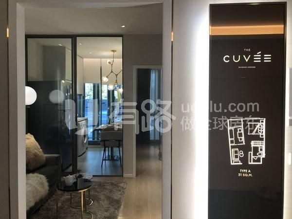 泰国曼谷-The CUVEE Tiwanon