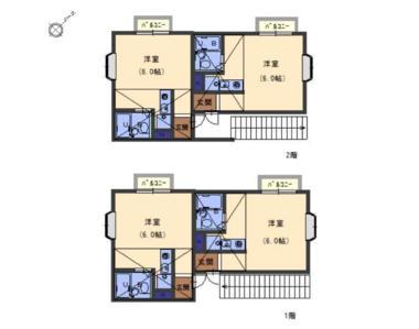 日本鹿嶋市-「壹栋」鹿岛整栋满租公寓楼