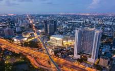 泰国曼谷-The Saint Residences 圣庭公馆