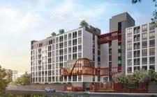 泰国曼谷-THE MUVE 拉玛九-蓝康恒公寓