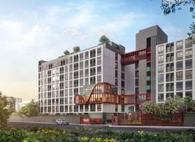 曼谷·THE MUVE 拉玛九-蓝康恒公寓