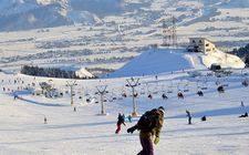 日本南魚沼郡-「土地」新潟滑雪场度假村