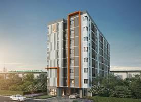 曼谷·Sabai素坤逸115公寓