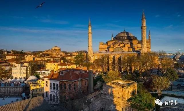 我想要带你去浪漫的土耳其,然后一起做热气球移民!