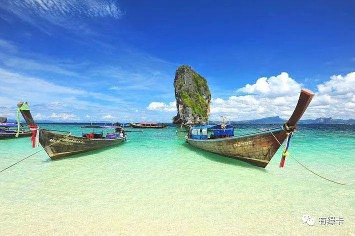 今年,我准备带着老伴儿去泰国过冬!